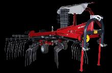Agromehanika Ротационен сеносъбирач 4,10 метра с 4 колела